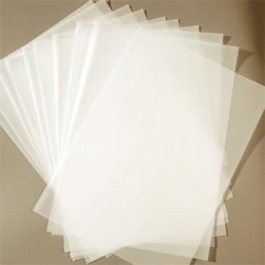 100 Blatt Transparentpapier DIN A4 100 g/qm Super Qualitt[5/7]