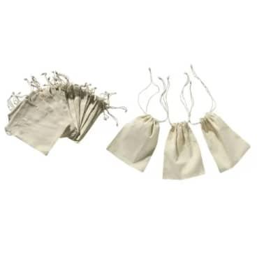 Sacs De Coton Fixs Pour Cadeaux / Collants Fillers Travail Artisana[2/7]