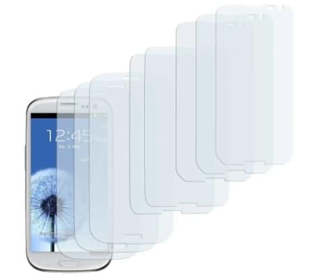 8 x Bildschirmschutz Samsung Galaxy S3[2/7]