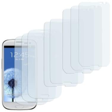 8 x Bildschirmschutz Samsung Galaxy S3[1/7]