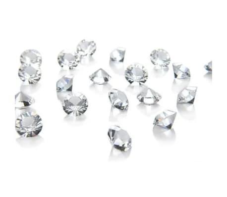 1000 Confettis Clairs 6,5 Mm Mariage Dcoration De Table Saupoudre[2/7]