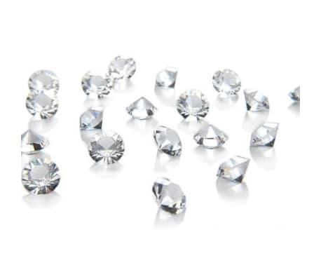 1000 Confettis Clairs 6,5 Mm Mariage Dcoration De Table Saupoudre[1/7]