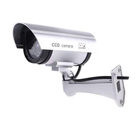 Premium Faux/Modle Camra De Scurit CCTV Avec Voyant Clignotant