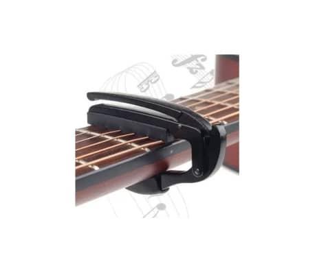 Capo Pour Guitare lectrique Acoustique Tuba Dclenchement Rapide[1/7]