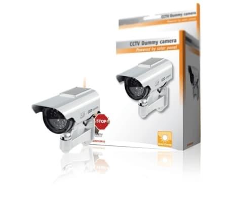 Premium Faux/Modle Camra De Scurit CCTV Solaire Avec Voyant Cl