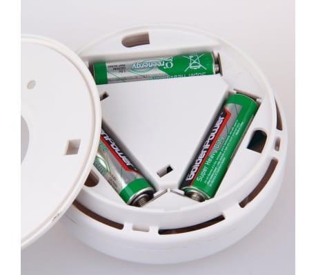 Dtecteur De Monoxyde De Carbone Avec Alarme cran LCD Blanc[5/7]