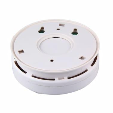 Dtecteur De Monoxyde De Carbone Avec Alarme cran LCD Blanc[3/7]