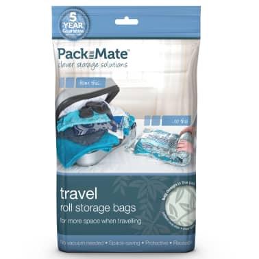 Packmate Juego 4 bolsas almacenamiento al vacío azul PAC002[2/3]
