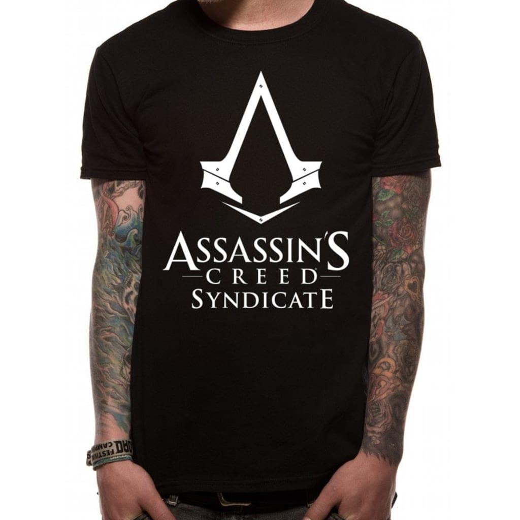 Afbeelding van ASSASSIN'S CREED ASSASSINS SYNDICATE LOGO (UNISEX) T Shirt