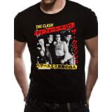 The Clash - Kanji T-Shirt
