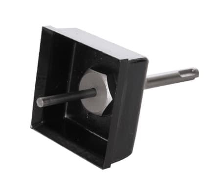 trépan à maçonnerie avec cloche carrée 77 x 77 mm