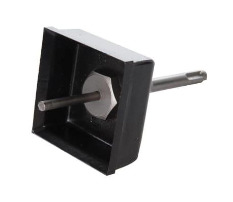 trépan à maçonnerie avec cloche carrée 77 x 77 mm[2/2]