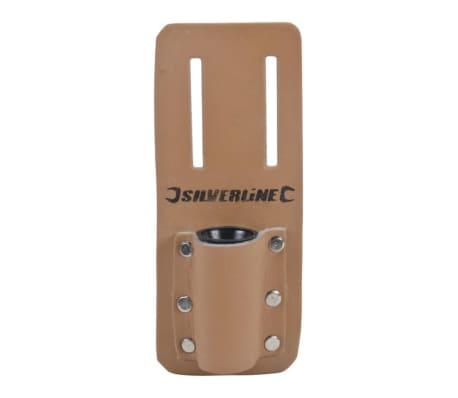 pochette en cuir pour clé d'échafaudage h. 160 x 75 mm