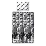 Star Wars Stormtroopers Påslakanset Bäddset Vändbart 135x200