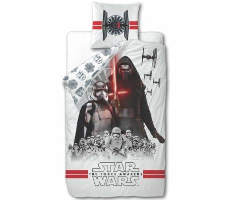 Disney Bäddset Star Wars 200x140 cm vit DEKB930119