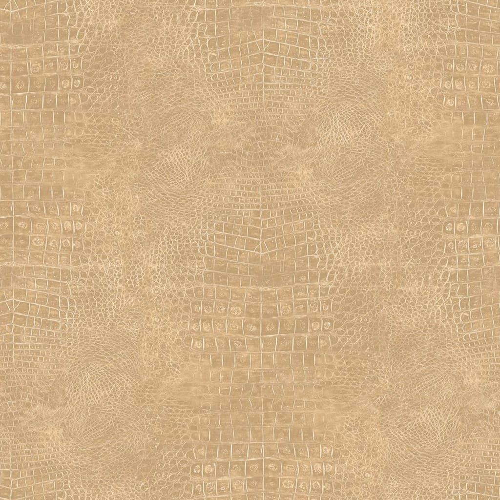 Noordwand Tapet Croco, ocru poza 2021 Noordwand
