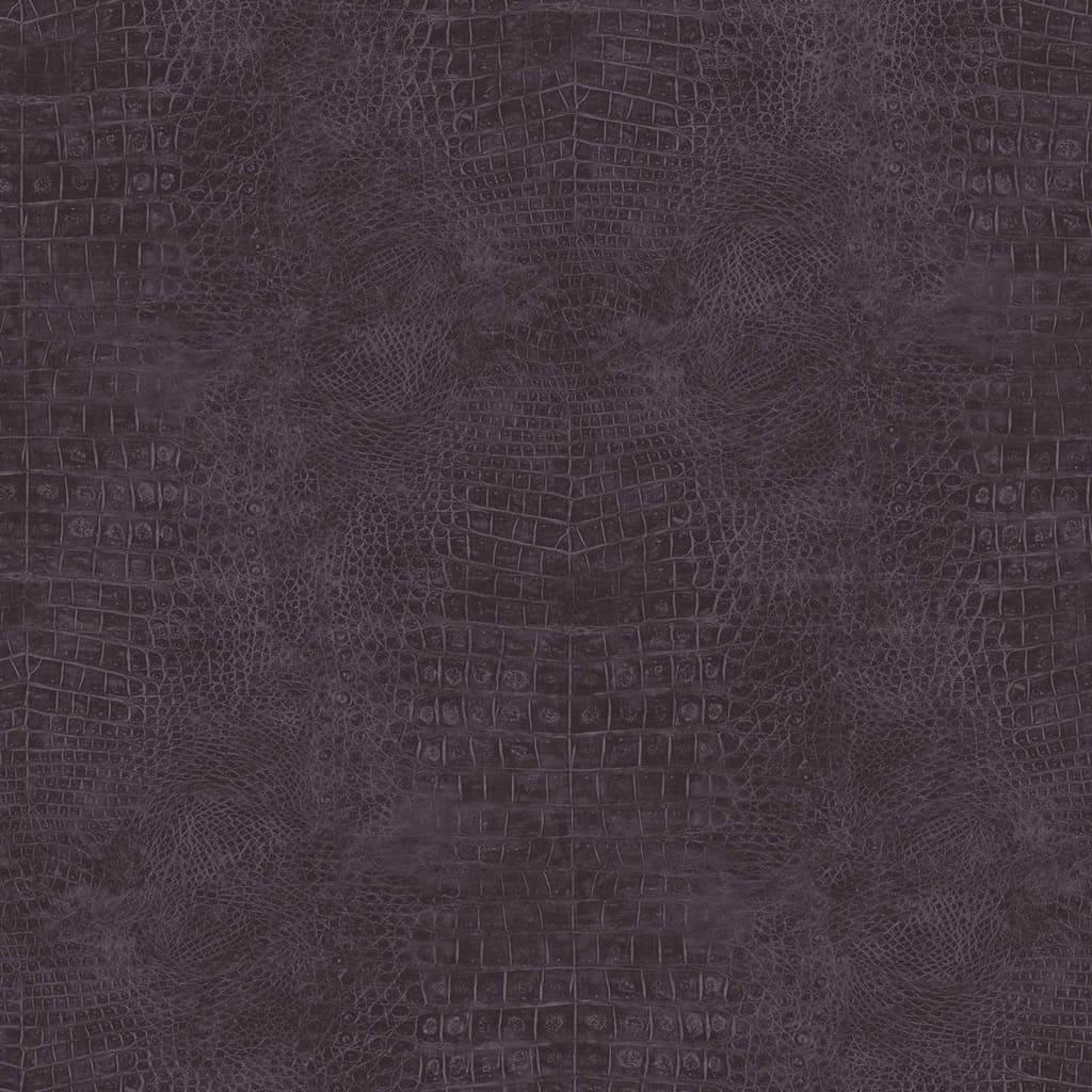 Noordwand Tapet Croco, violet vidaxl.ro