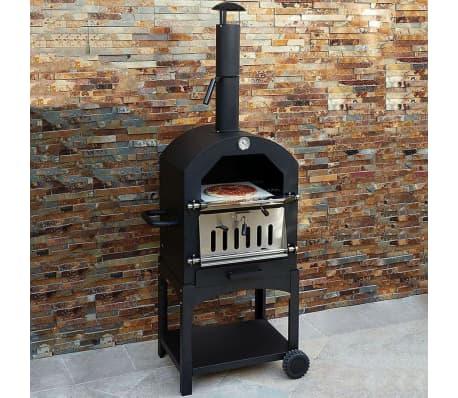 acheter kukoo four pizza d ext rieur avec pelle pizza pas cher. Black Bedroom Furniture Sets. Home Design Ideas