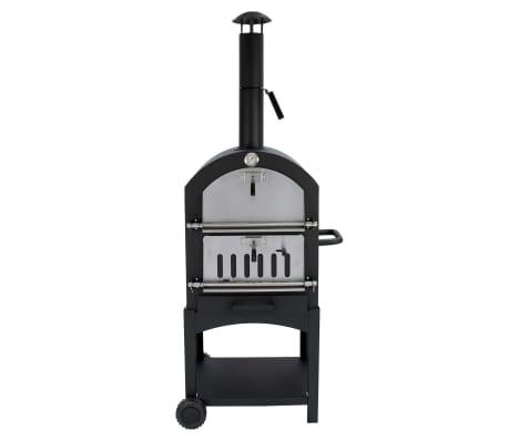 acheter kukoo four pizza ext rieur avec housse imperm able pas cher. Black Bedroom Furniture Sets. Home Design Ideas