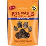 Pet Munchies - Languettes de gibier pour chien