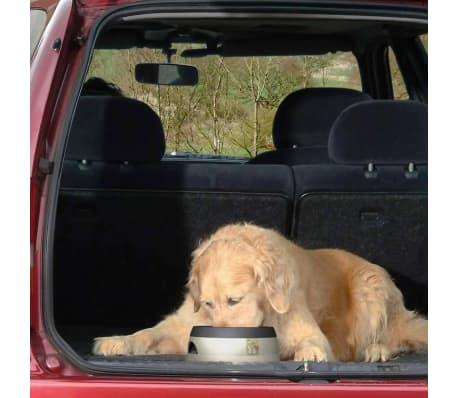 Road Refresher Bol d'eau anti-débordement pour animaux L Gris LGRR[4/4]