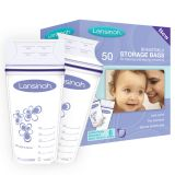 Lansinoh Breast Milk Storage Bags 50 pcs 180 ml 40055