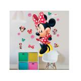 Sticker mural XL Minnie Mouse