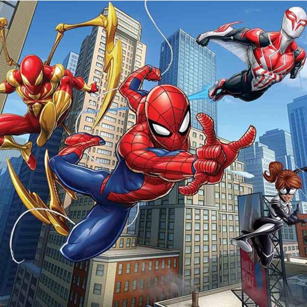 Afbeelding van Walltastic Fotobehang Spiderman 45330