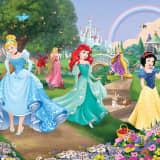 Walltastic Fototapetai Disney Princess, 45354