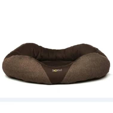 Beco Pets Panier pour chien BecoBed Taille XS 46x37x13 cm Marron 1565[1/6]