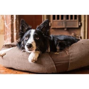 Beco Pets Panier pour chien BecoBed Taille XS 46x37x13 cm Marron 1565[2/6]