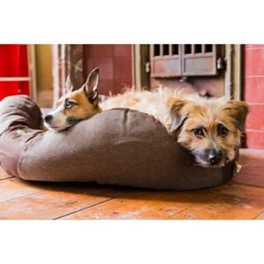acheter beco pets panier pour chien becobed taille xs 46x37x13 cm marron 1565 pas cher. Black Bedroom Furniture Sets. Home Design Ideas