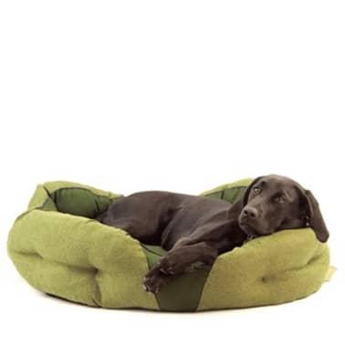 acheter beco pets panier pour chien becobed taille s 56x47x16 cm vert 1570 pas cher. Black Bedroom Furniture Sets. Home Design Ideas