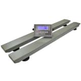 T-Mech Bilancia Industriale con Travi 3000kg Display Digitale 120cm