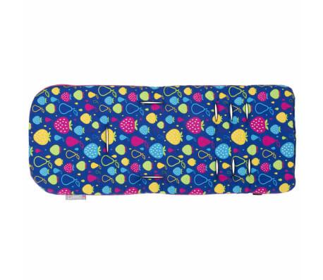 CuddleCo Wkładka do spacerówki Comfi-Cush, pianka memory, niebieska[1/7]