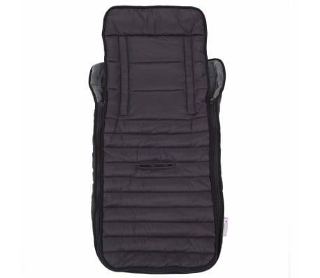 CuddleCo Voetenzak en voering Comfi-Snug 2-in-1 zwart[8/14]