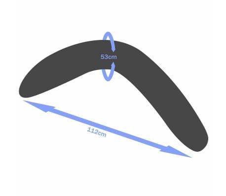 CuddleCo Oreiller d'allaitement Mousse à mémoire Comfi Mum Vert[8/13]