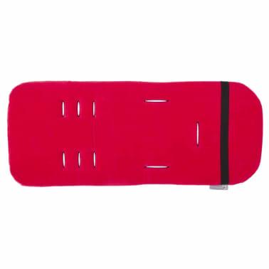 CuddleCo Kinderwagenvoering Comfi-Cush traagschuim flamingoprint[2/6]