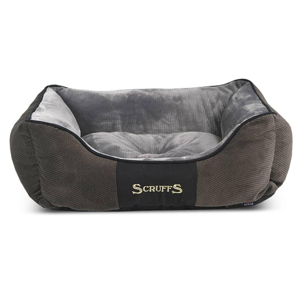 """Scruffs & Tramps Pat pentru animale """"Chester"""" S, gri, 50x40 cm 1164 vidaxl.ro"""
