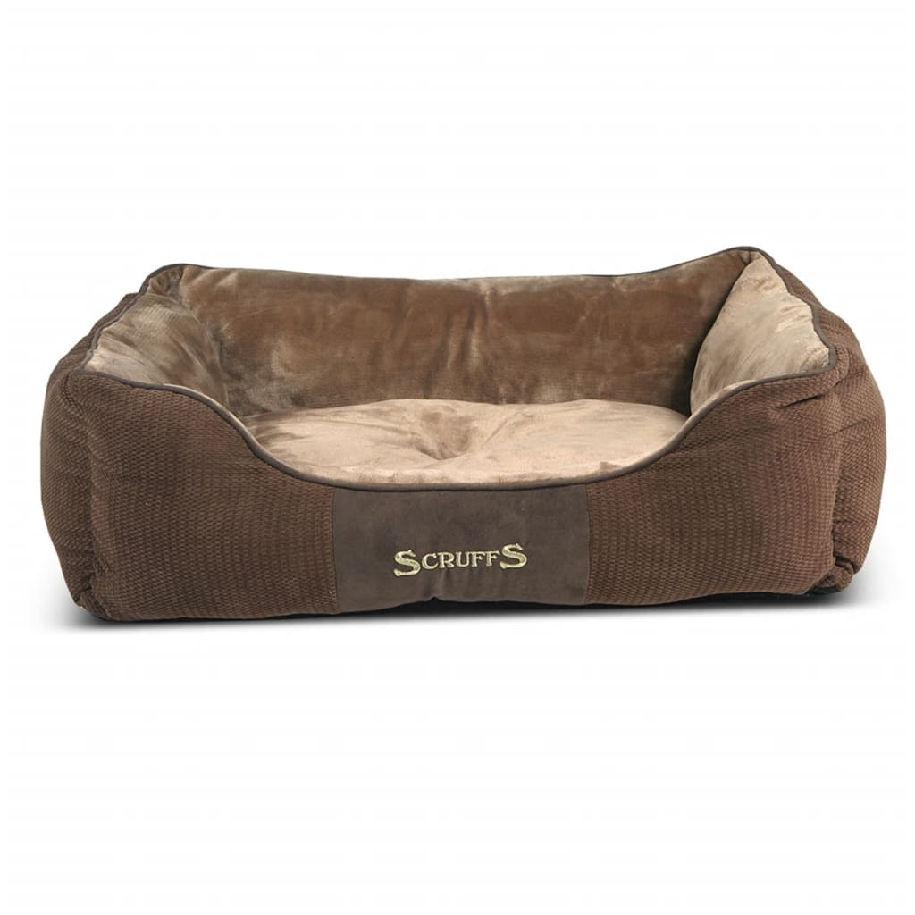 "Scruffs & Tramps Pat animale ""Chester"" L, maro, 75x60 cm 1167 vidaxl.ro"