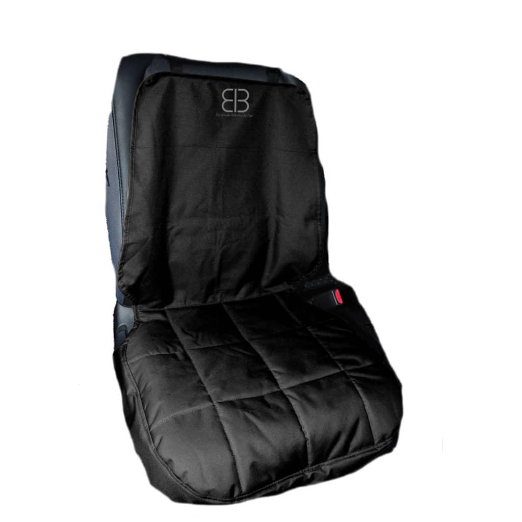 PetEgo Autostoelbeschermer voorste stoel zwart 71x122 cm EBSPFS BL