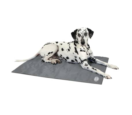 Scruffs & Tramps Honden koelmat maat L grijs 2718