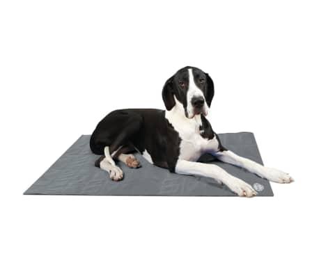 Scruffs & Tramps Honden koelmat maat XL grijs 2719