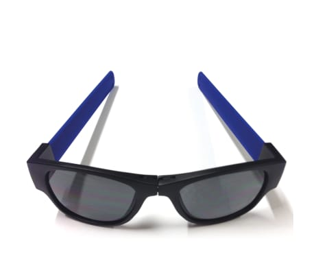 Clix Gafas de sol plegables azules CLI001[2/3]