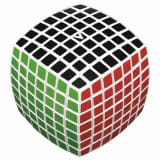 V-Cube 7-lags roterende kube-puslespill 560007