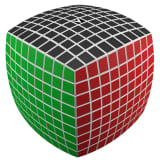 V-Cube 9 Rotational Cube Puzzle 560009