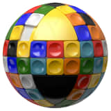 V-Cube V-Sphere Spherical Rotational Puzzle 560021