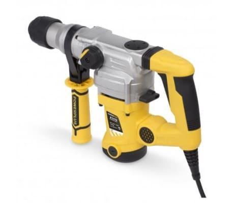Perceuse marteau  perforateur burineur 1250 watt  POWX1172