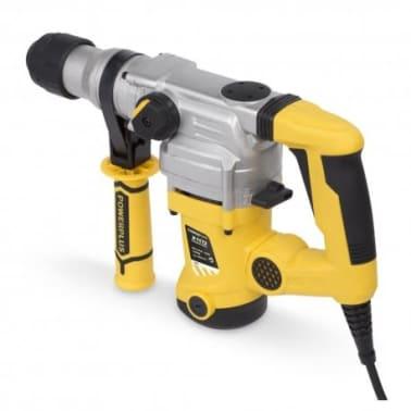 Perceuse marteau perforateur burineur 1250 watt POWX1172[1/1]