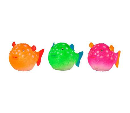 Decoration fluo poissons-globes ass[1/1]
